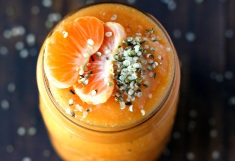 Mango Citrus Smoothie