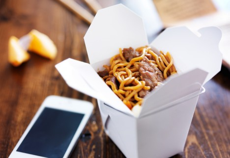 An Easy Way to Trick Yourself Into Ordering Healthier Takeout