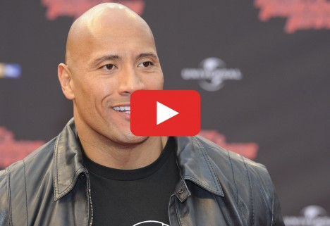 See What Happens When An Average Guy Eats Like The Rock for a Day