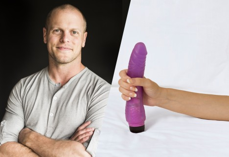 Tim Ferriss Says Every Athlete Needs a Vibrator