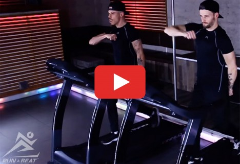 Treadmill Cardio Workout