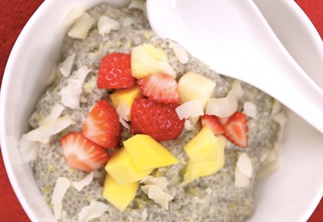 Eat Me Video: Tropical Chia Seed Pudding feature