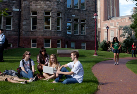 25 Healthiest Colleges: University of Denver