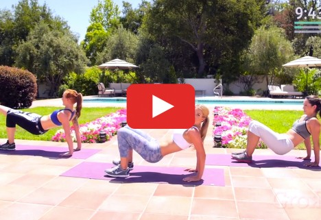 Quick Bodyweight Workout for Upper Body