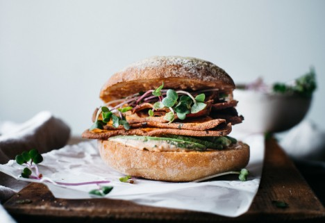 Veggie sandwich: Feature