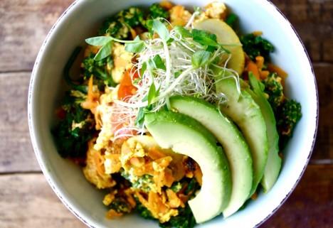 Vegan Breakfast: Feature