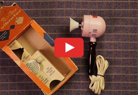 this history of vibrators