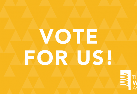 Help Greatist Win a Webby Award!