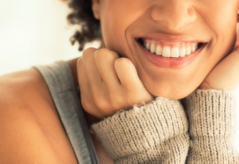 White Teeth Feature