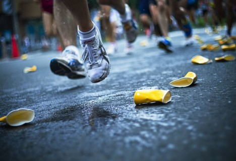 Is Distance Running Good For You?