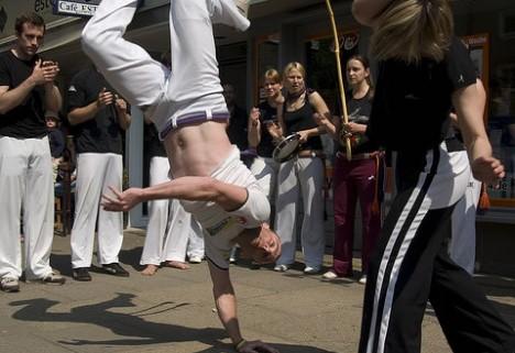Capoeira: This Week's Grobby