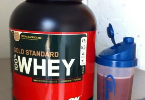 Whey Protein: A Powder-ful Muscle Booster