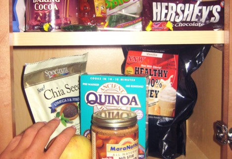 TIP: Keep Junk Food Out of Sight to Curb Unhealthy Snacking