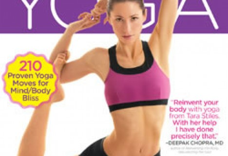 My Yoga Inspiration Thanks to Tara Stiles