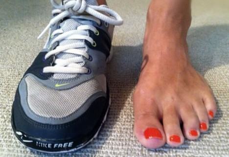 Is Barefoot Running Good For Me?