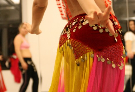 Belly Dancing —This Week's Grobby