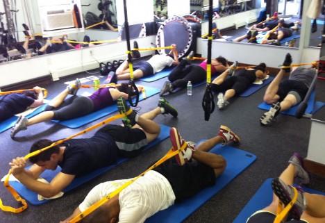 We Did It: TS Fitness