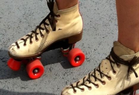 We Did It: Roller Skating