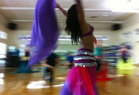 We Did It: Belly Dancing