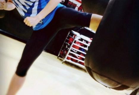 Kickboxing — This Week's Grobby