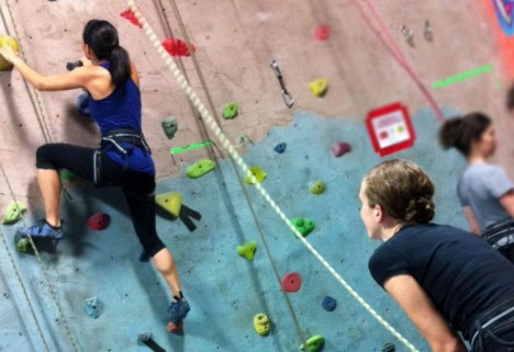 Rock Climbing — This Week's Grobby