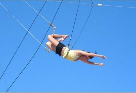 Trapeze Class — This Week's Grobby