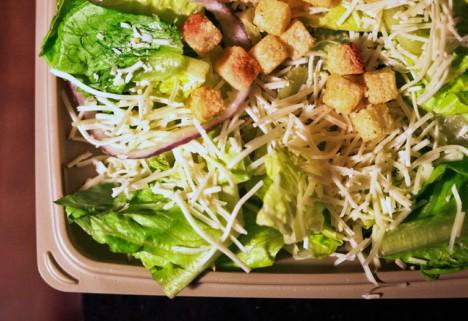 Dangerfood: Caesar Salad