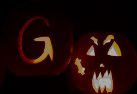 We Did It: Pumpkin Carving