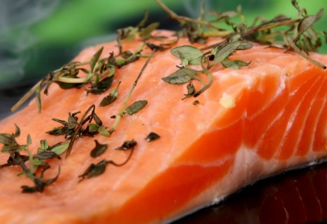 Superfood: Salmon