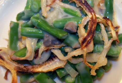 Dangerfood: Green Bean Casserole (and a Healthier Recipe!)