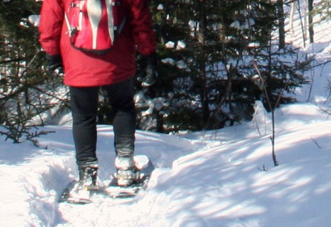 Know Before You Go: Snowshoeing
