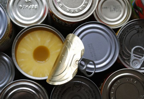 Dangerfood: Canned Produce