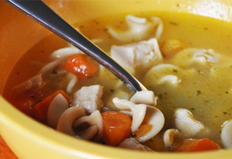 Can Chicken Soup Cure the Common Cold?