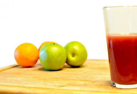 Dangerfood: Fruit Juice