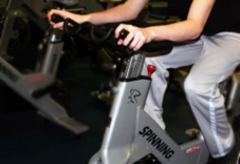 Hit the Stationary Bike for a Full Indoor Workout