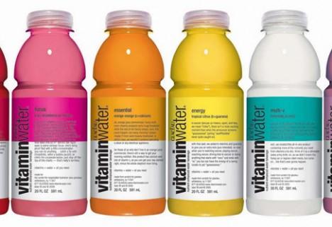 News: Vitaminwater Ads May Be Misleading