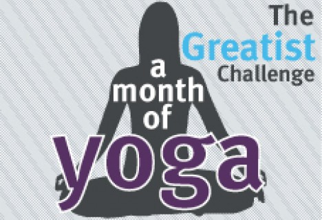 Greatist Challenge: A Month of Yoga Week 4