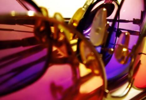 Wear Sunglasses Year-Round