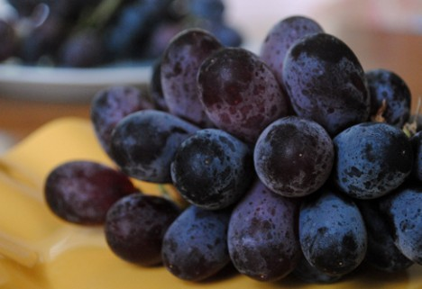 Superfood: Grapes