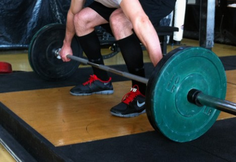 Can Weight Lifting Maximize the Afterburn Effect?