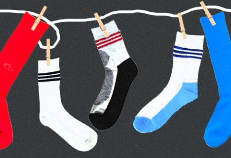 Pick the Right Athletic Socks, A Case Against Cotton