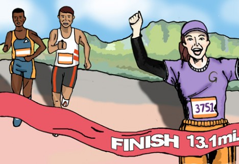 I Want to... Run a Half-Marathon