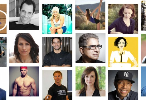 60 Must-Follow Health and Fitness Twitter Accounts for 2012