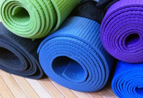 My First Bikram Yoga: 105 Degrees & Sweating