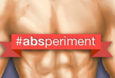Six-Pack Abs in Six Weeks #Absperiment: It Takes a Village