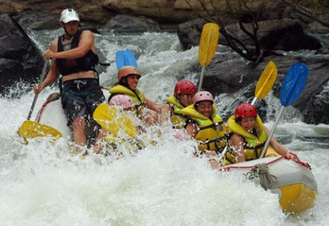 Know Before You Go: White Water Rafting