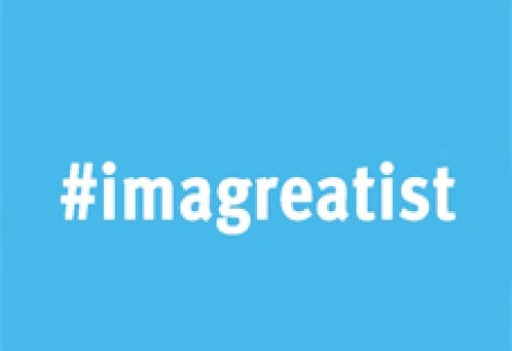 #imagreatist Moments from Around the Web
