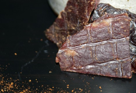 Dangerfood: Beef Jerky