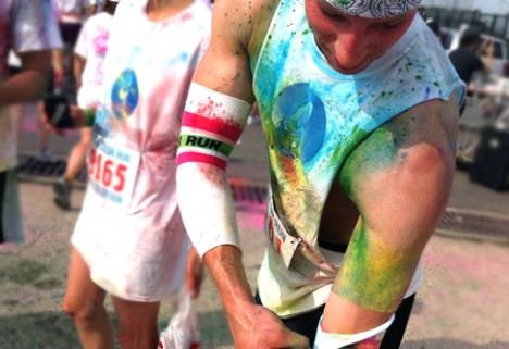 We Did It: The Color Run
