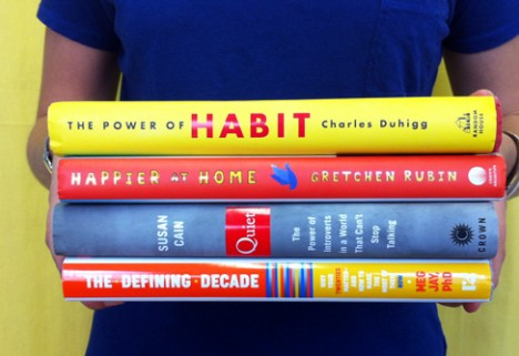 27 Must-Read Fitness, Health, and Happiness Books for 2012